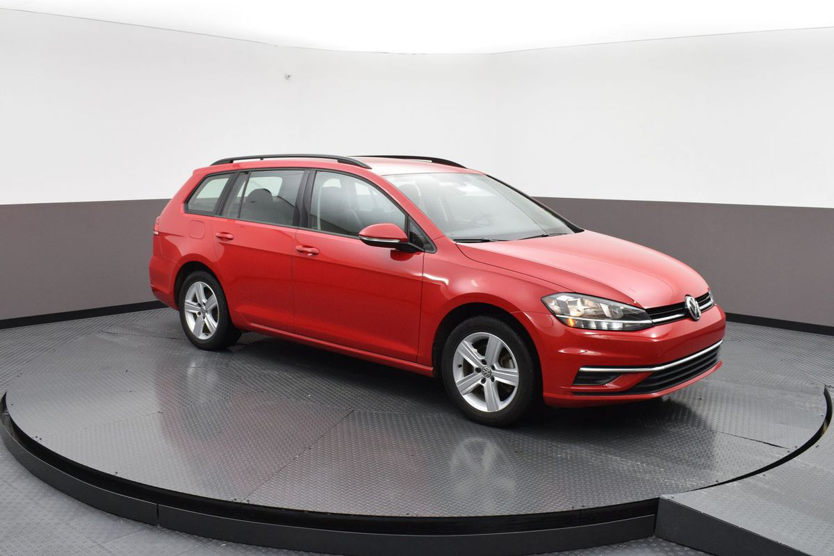 Pre-Owned 2019 Volkswagen Golf SportWagen INCREDIBLE DEAL!! 4MOTION AWD 5DR COMFORTLINE WAGON