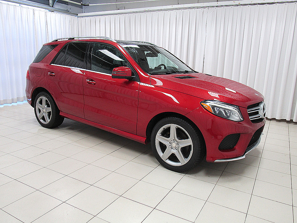 Certified Pre-Owned 2016 Mercedes-Benz GLE GLE350d 4MATIC DIESEL SUV