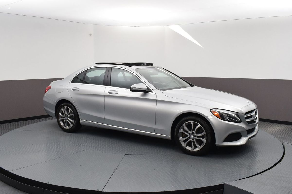 Pre-Owned 2016 Mercedes-Benz C-Class C300 4MATIC AWD LUXURY SEDAN