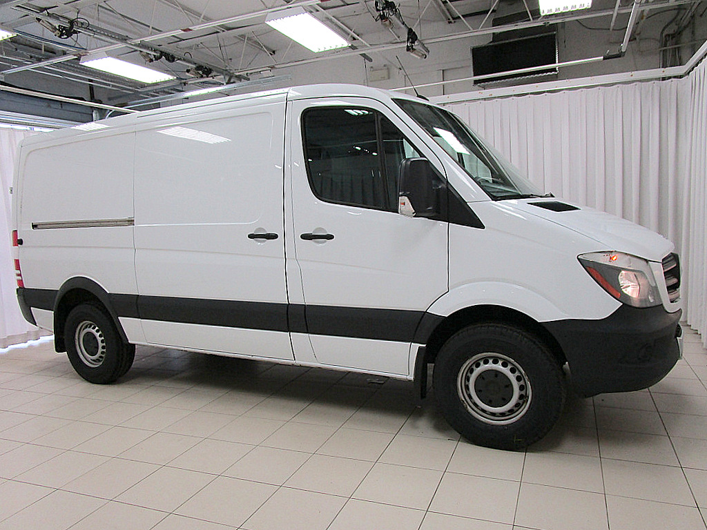 Pre-Owned 2015 Mercedes-Benz Sprinter CARGO VAN