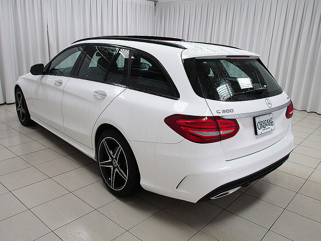 Pre-Owned 2018 Mercedes-Benz C-Class C300 WAGON 4MATIC ...
