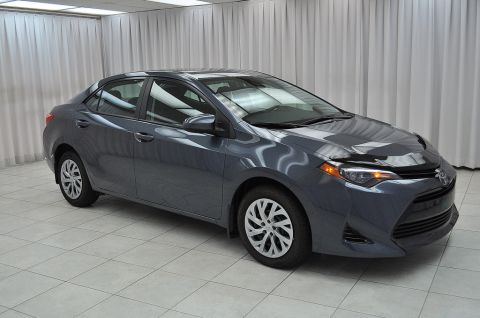 Pre-Owned 2018 Toyota Corolla LE SEDAN