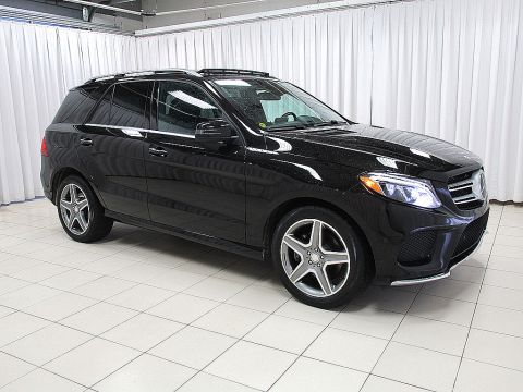 Certified Pre-Owned 2016 Mercedes-Benz GLE GLE350 DIESEL 4MATIC SUV