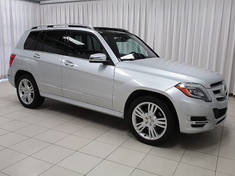 Certified Pre-Owned 2015 Mercedes-Benz GLK GLK250 BLUETEC DIESEL SUV