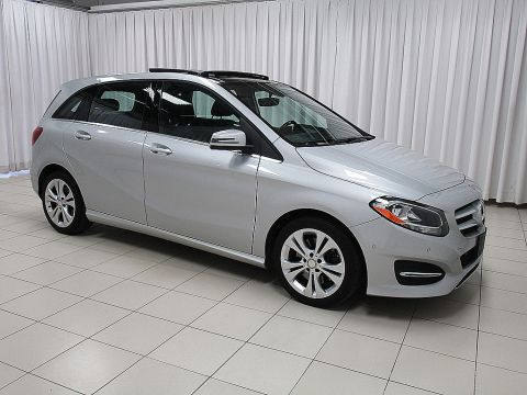 Certified Pre-Owned 2015 Mercedes-Benz B-Class B250 5DR HATCH