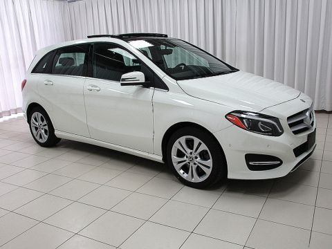 Pre-Owned 2018 Mercedes-Benz B-Class B250 5DR HATCH