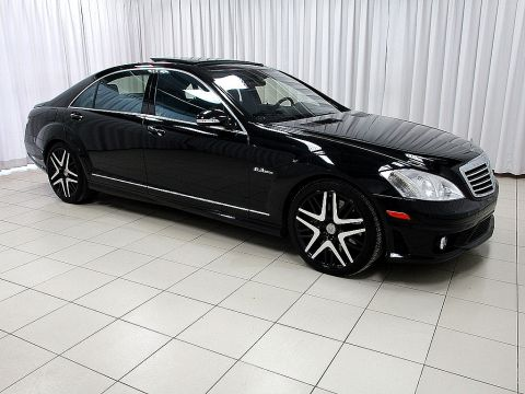 Pre-Owned 2009 Mercedes-Benz AMG S63 AMG Performance Luxury Sedan